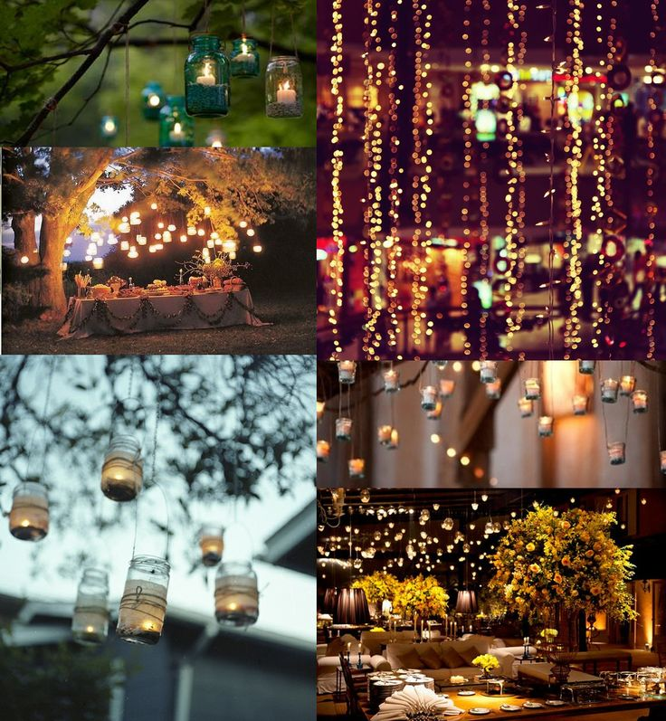 Best 25+ Cheap Wedding Lighting Ideas On Pinterest
