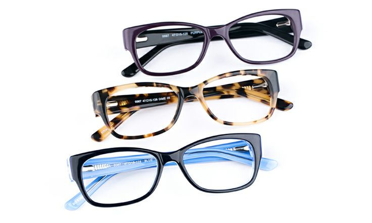 Vista Kids Pro22 Acetate(ZYL) Oval Full Rim Kids Glasses - Frame Lens Package for Fashion,Classic Bifocals