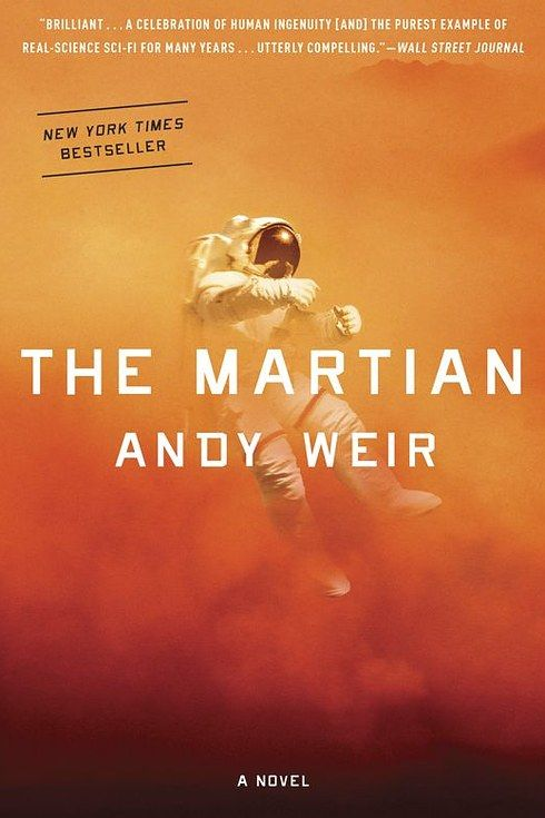 AHHH! So excited to see this! The Martian, Andy Weir | 21 Books To Read Before They Hit The Big Screen In 2015