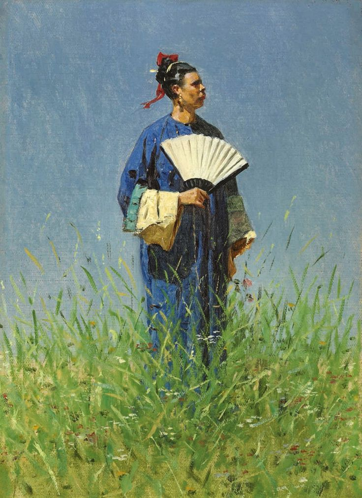 Vereshchagin, Vasily Vasilievich - A Chinese Woman | Flickr - Photo Sharing!
