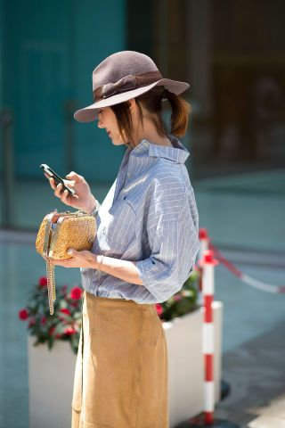 Summer outfit inspiration: 72 chic street style looks photographed in Milan this week.