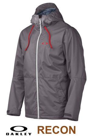 Oakley Recon Jacket 2013. Find yours at www.extremalia.com. Best prices. Top selection. #freeski #freeride