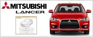 Mitsubishi Lancer 2012 WORKSHOP MANUAL (non turbo)