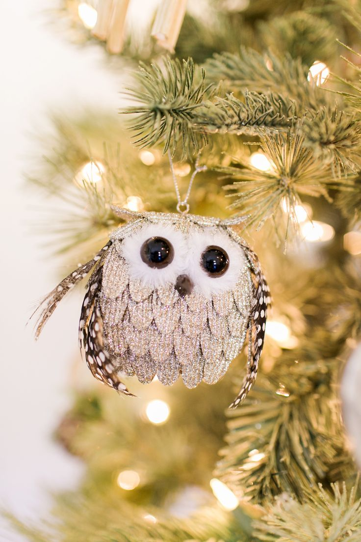 Country christmas decorations 2014 - This Adorable Feathered Owl Ornament Is A Great Addition To The 2014 Ornaments Collection From Cracker Owl Ornamentcountry Christmasholiday