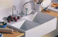 Franke kjøkkenvask i porselen, VBK 771