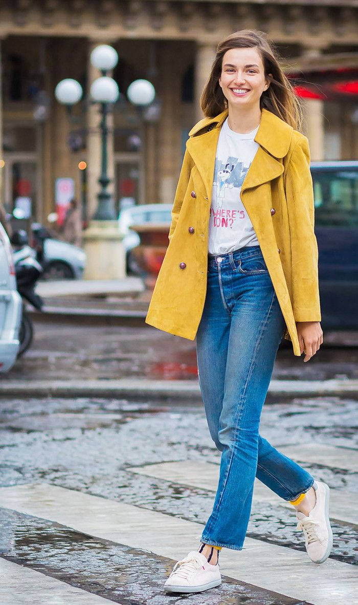 Watch This Coat Style Is Easily One of the Biggest Trends at Fashion Week video