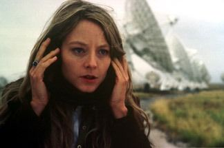 What if...... Contact with Jodie Foster