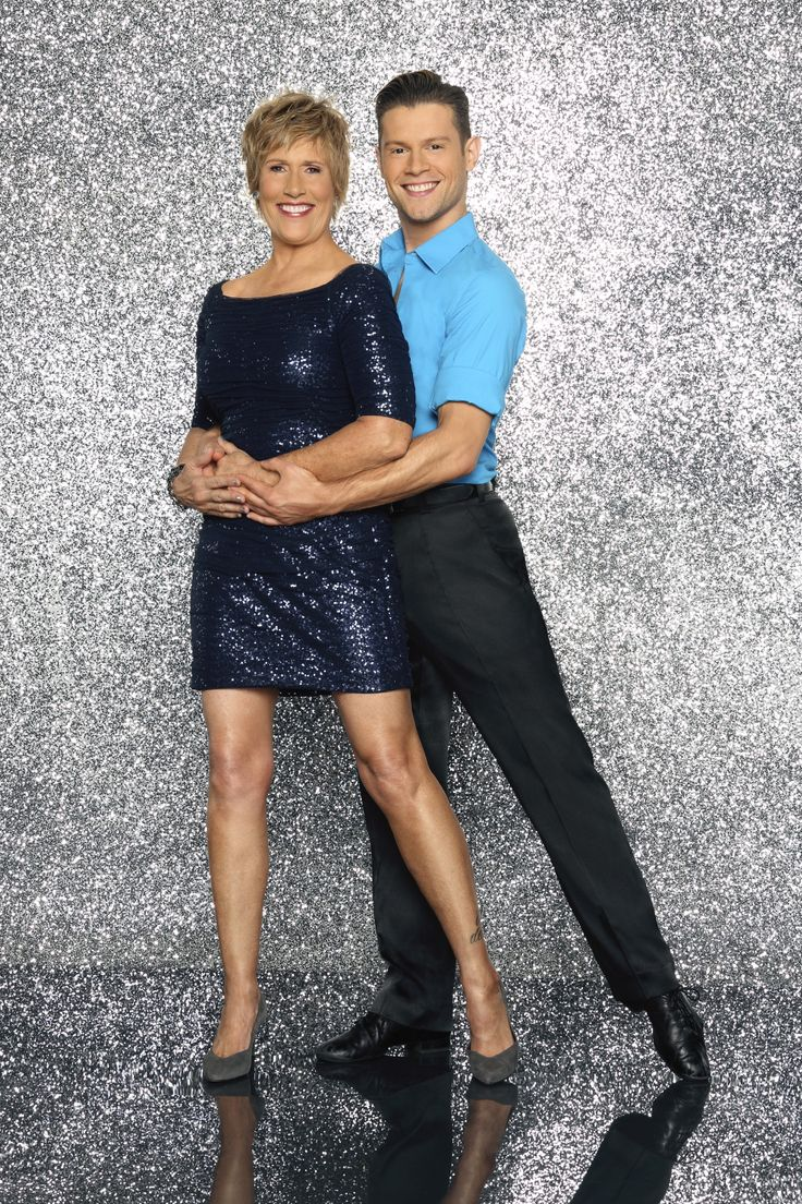 DANCING WITH THE STARS - DIANA NYAD & HENRY BYALIKOV - Swimming legend Diana Nyad joins first time professional partner Henry Byalikov!