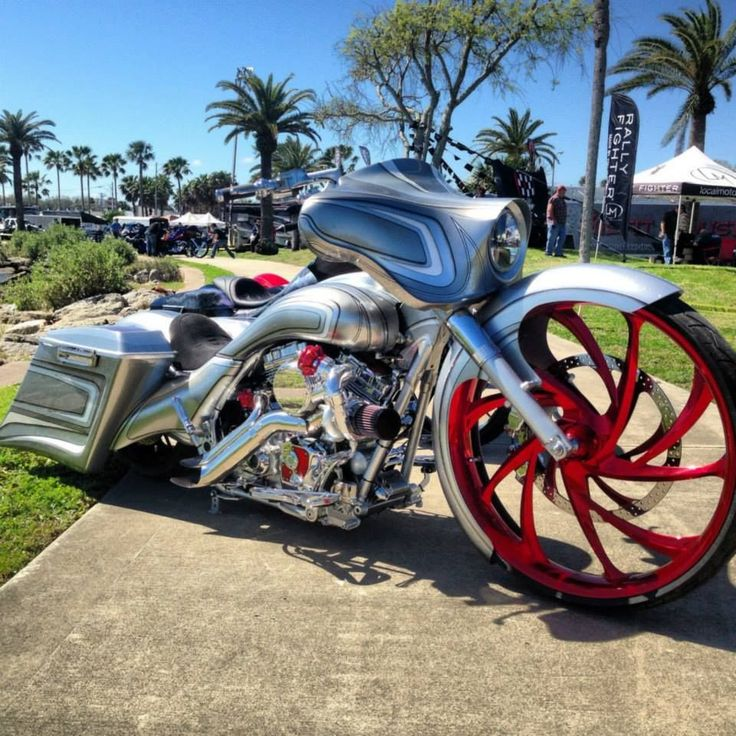 Turbo Your Harley: 190 Best Big Baggers Images On Pinterest