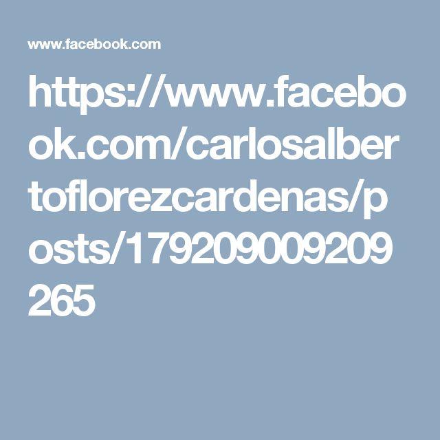 https://www.facebook.com/carlosalbertoflorezcardenas/posts/179209009209265