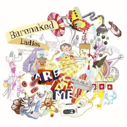 Barenaked Ladies Are Me [CD]