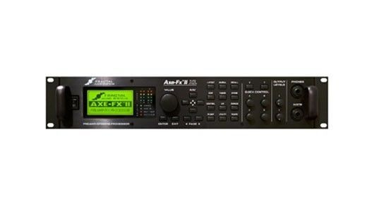 Fractal Audio Axe-Fx II XL  XL  Preamp / FX Processor AXE FX - NEWEST VERSION