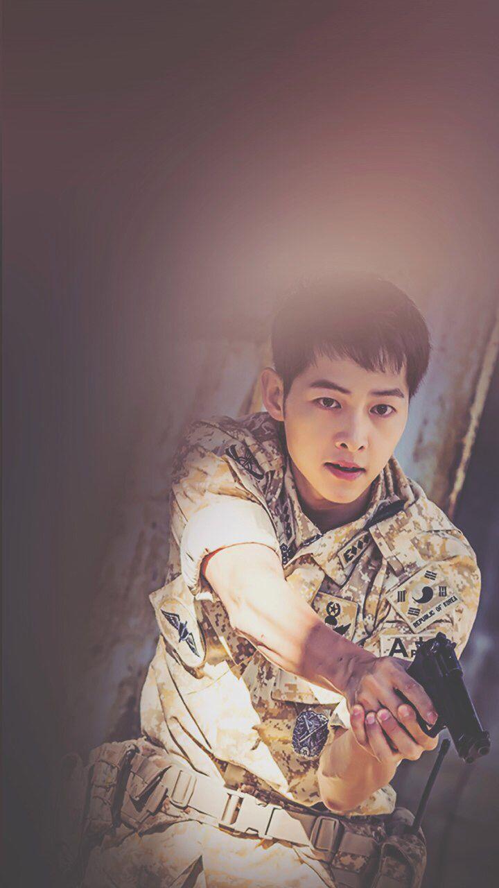 Song Joong Ki 2016, Descendants of the Sun