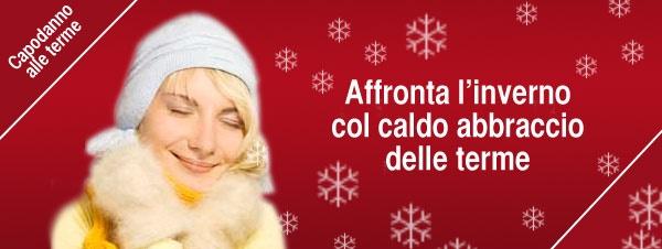 Affronta l'inverno con il caldo abbraccio delle #terme di #Abano e #Montegrotto  www.tas.it