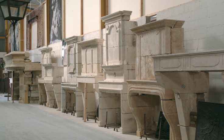 origines chemin es anciennes mat riaux anciens ornements de jardin fireplaces pinterest. Black Bedroom Furniture Sets. Home Design Ideas
