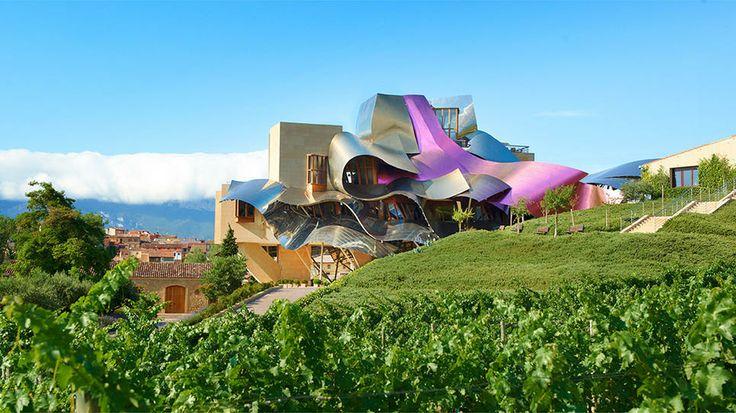 Elciego, SpainDreams Places, Marqué De, Frank Gehry, Marque De, De Riscal, Hotels Marque, Hotels Marqué, Spain, Luxury Hotels