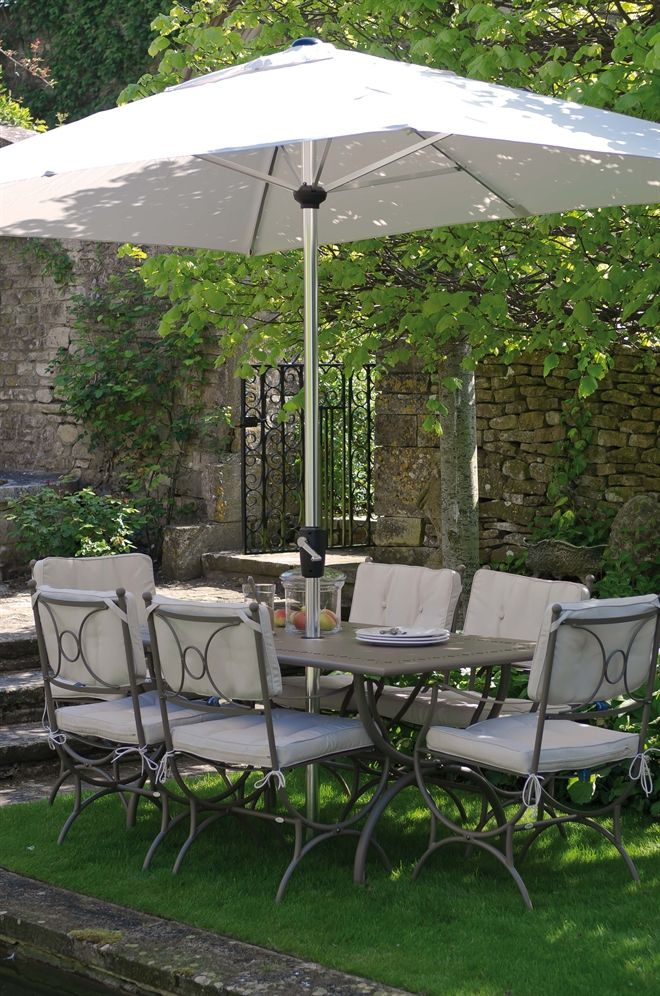 Amazing Neptune Garden Garden Sets   Lucca 6 Seater Set With Carver Chairs | The  Outdoor Retreat | Pinterest | Gardens, Garden Furniture And Outdoor Retreat