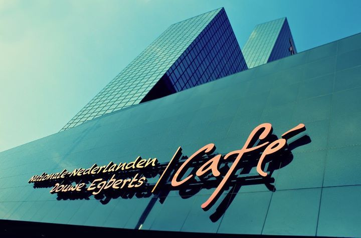 #Rotterdam #Holland #Douwe #Egberts