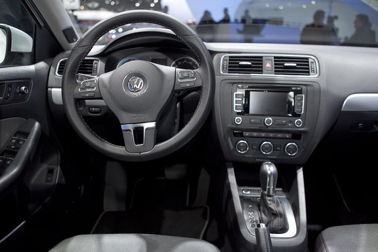 2013 Black VW Jetta Interior Hicksville NY | Capital Business Review Albany NY