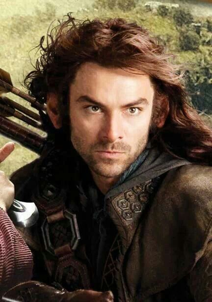 Kili the BEST archer dwarf in a of Middle Earth. | The ...