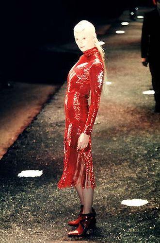 Alexander McQueen - Fall/Winter 1998.