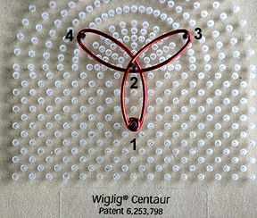 Alternative Designs for Celtic Triangle Jewelry Wire & Beads jewelry making project