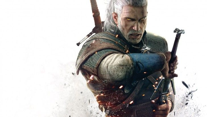Download Geralt of Rivia the Witcher 3 Wild Hunt Game Picture 1920x1080