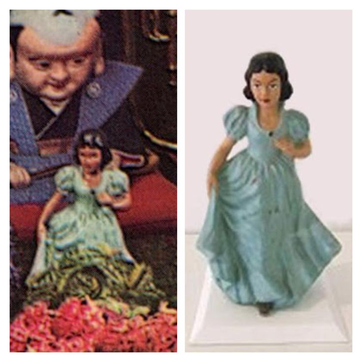 The stone figure of Snow White on The Beatles Sgt Pepper cover  – now owned by Sgt Pepper cover designer and artist, Peter Blake.