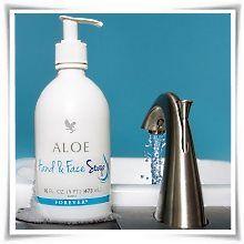 Hand and soap Mild/skånsom  og frisk til hele kroppen. Tørre ikke huden. Kan bruges som shampoo.
