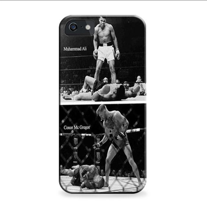 Muhammad Ali Mc Gregor Win iPhone 6 | 6S 3D Case