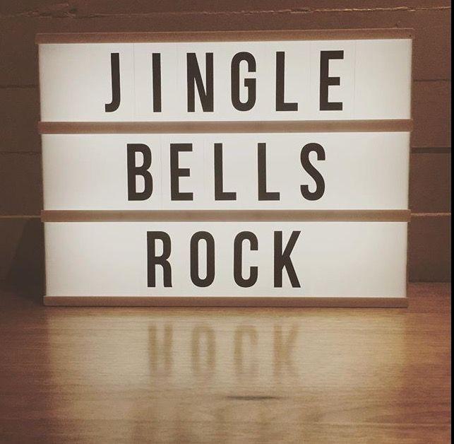 Lightbox Weihnachten
