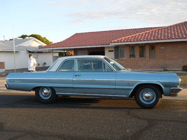 1964 Chevrolet Bel Air Classic Cars Usa Classic Cars Chevrolet Bel Air