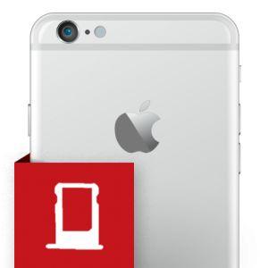 Επισκευή Sim Card Case iPhone 6