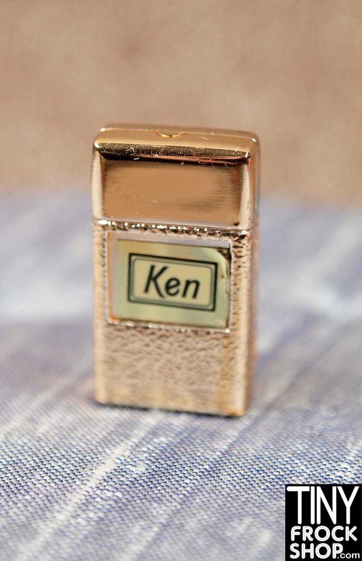 Ken Gold Zippo Lighter