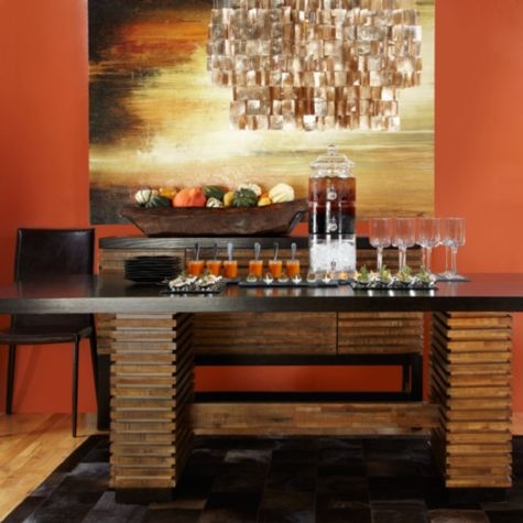 Chic Combo   Linear Dining Collection From Z Gallerie