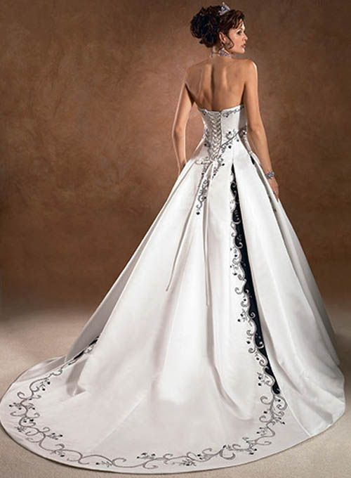 Wedding Dresses With Color What Dress Should I Choose Sangmaestro
