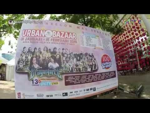 DragonForce at Urban Bazaar with Jakcloth Summarecon Serpong 2015 a film...