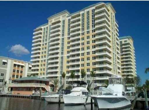 marina village boynton beach florida; 2 15 story buildings ...
