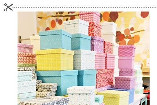 Boxes by Bungalow