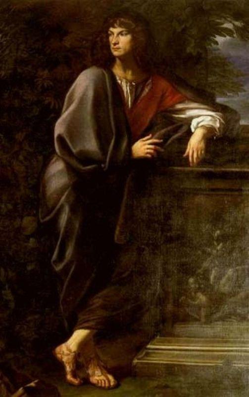 Carlo Maratta - Ritratto del Conte Spencer