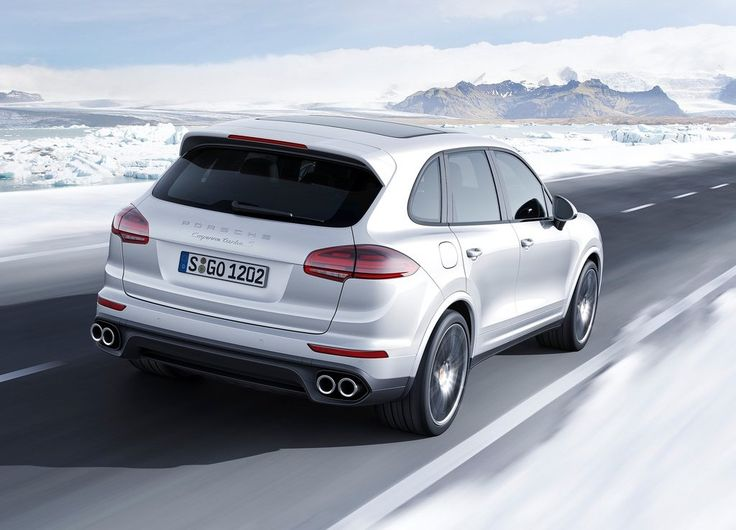 Porsche Cayenne : une version hybride de 680 ch en développement #LuxuryHybridCars
