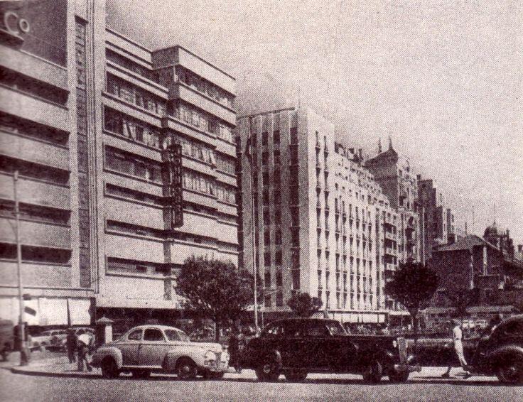 Corner Von Brandis and Pritchard Streets (1956)