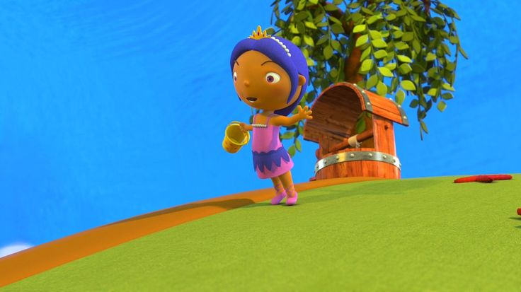 Jack and Jill Went Up The Hill Still from video by #HuggyBoBo  Watch on YouTube https://youtu.be/YqNzkAw4mE8