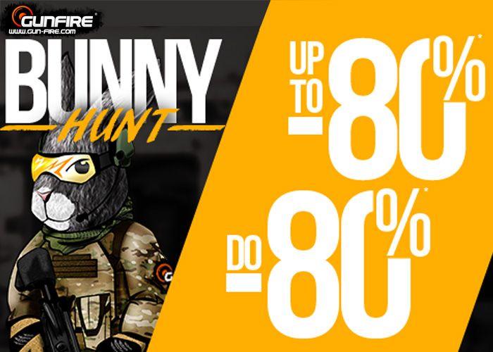 Gunfire Bunny Hunt Sale 2017 Update