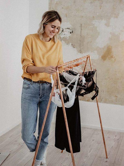 Minimalismus im Kleiderschrank - Capsule Wardrobe x Fair
