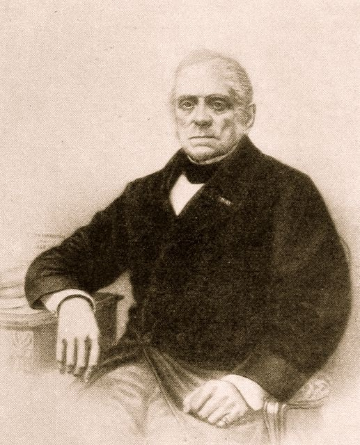 Daniel Auber -- french composer well known in his time rarely performed today 1782-1871