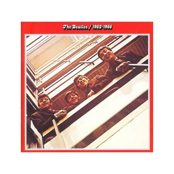 The Beatles - Álbum rojo