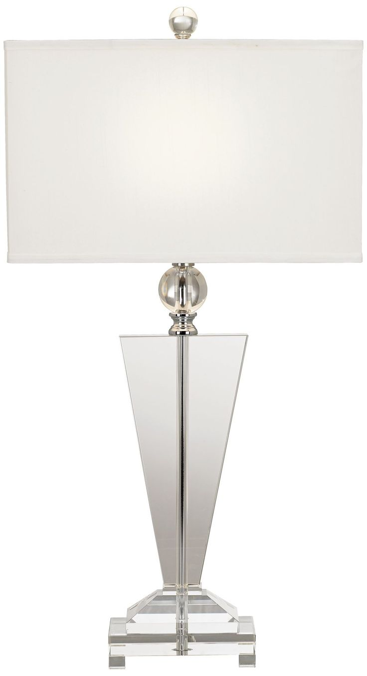 Wildwood brass and crystal beads buffet - Vienna Full Spectrum Crystal Trophy Table Lamp X Wide May Work On Buffet