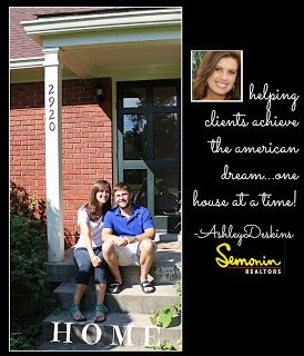 Congratulations to my buyers on closing on their first home!  First home picture / photo