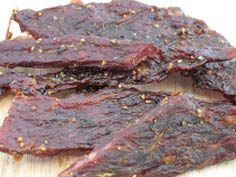 buffalo bills country cut honey pepper beef jerky Dixie Chicken Jerky Recipe